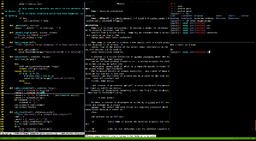 tmux Gallery 1