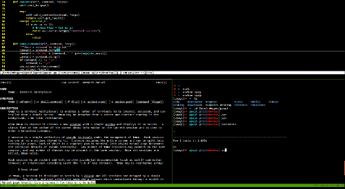 tmux Gallery 3