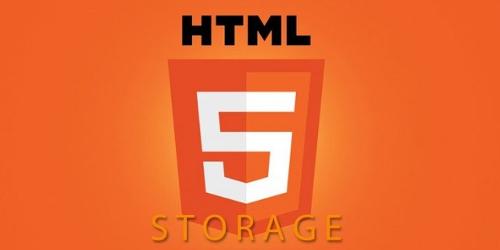 HTML5 Local Storage